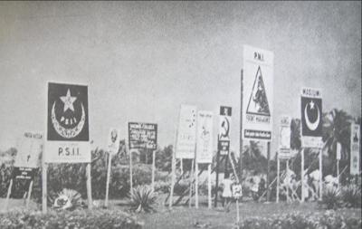 Pemlihan Umum Pertama kali Diindonesia Tahun 1955