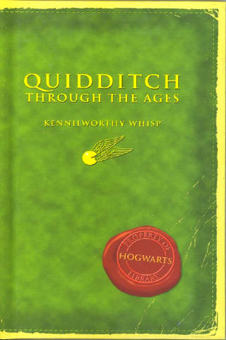 J.K. Rowling - Quidditch Through the Ages PDF
