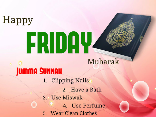 Islamic Jumma Mubarak Photos
