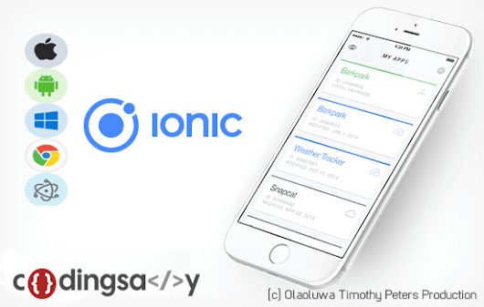 Why Ionic Framework is Leading Cross-Platform Development Stack