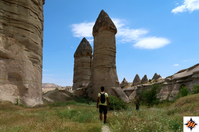 Cappadocia, Valle dell'Amore