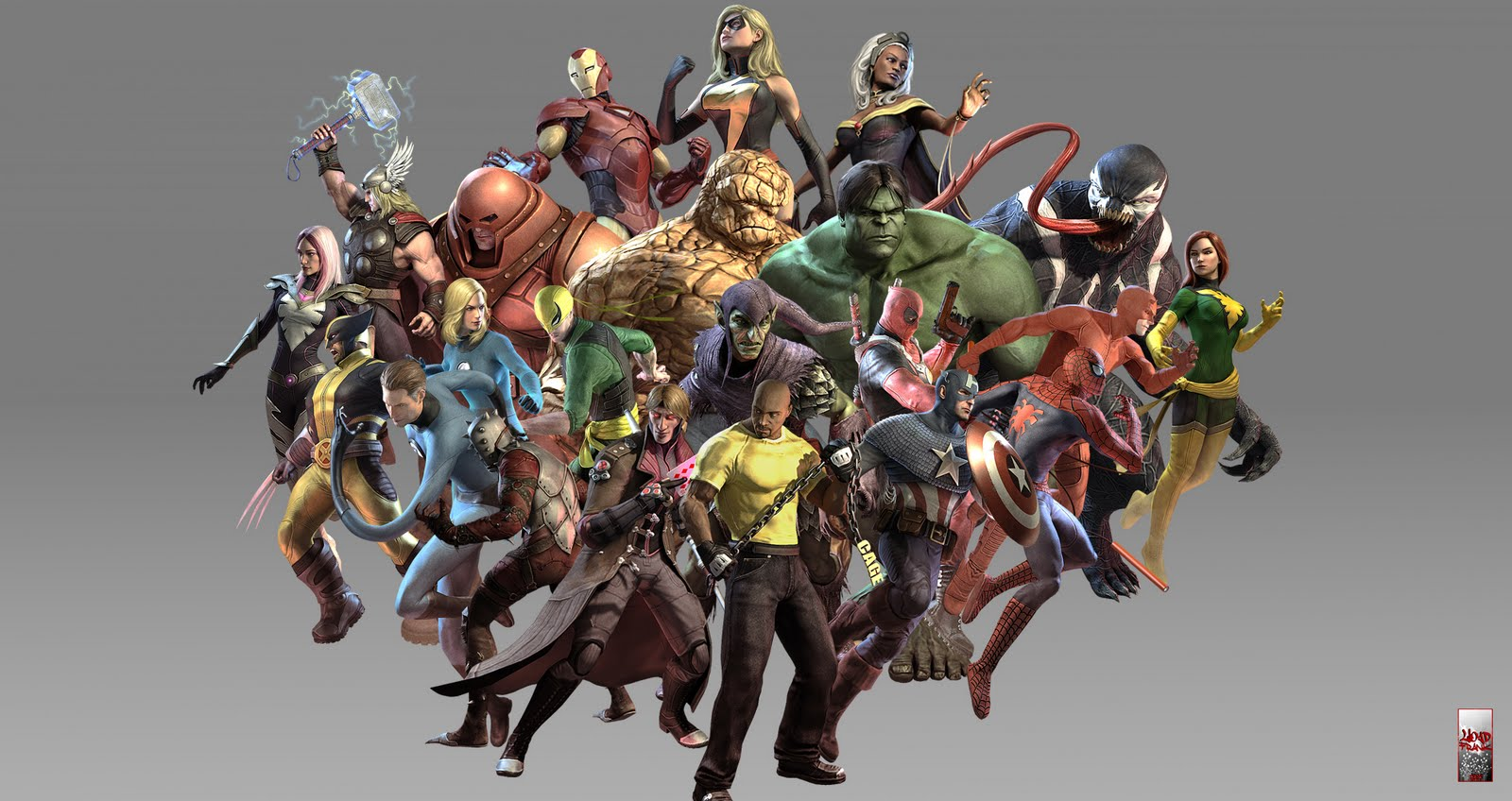Interesting. marvel ultimate alliance characters