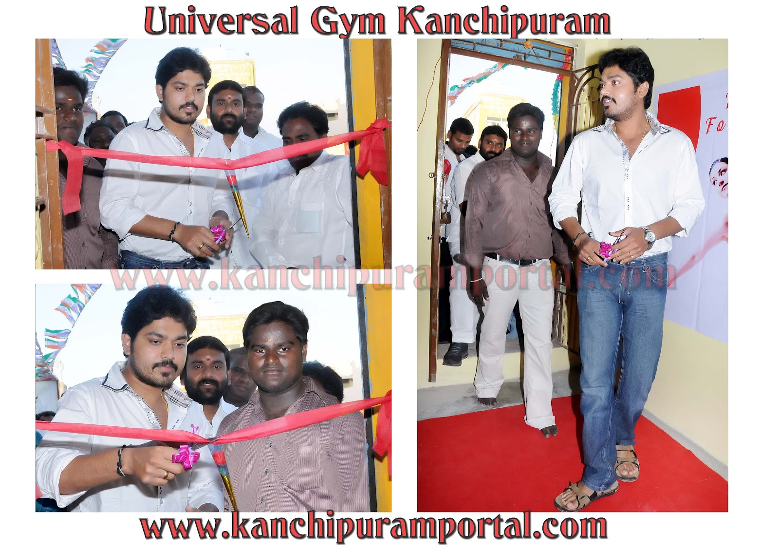 Universal - The Fitness Palace Kanchipuram Gyms