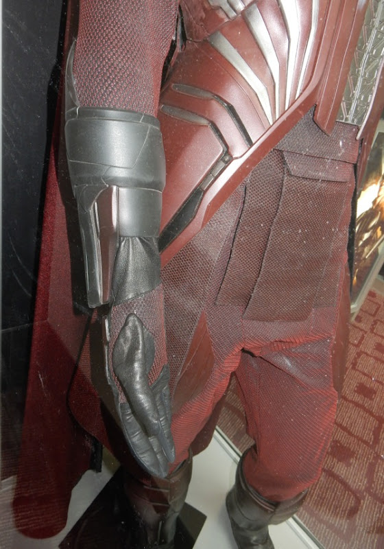 XMen Apocalypse Magneto costume detail