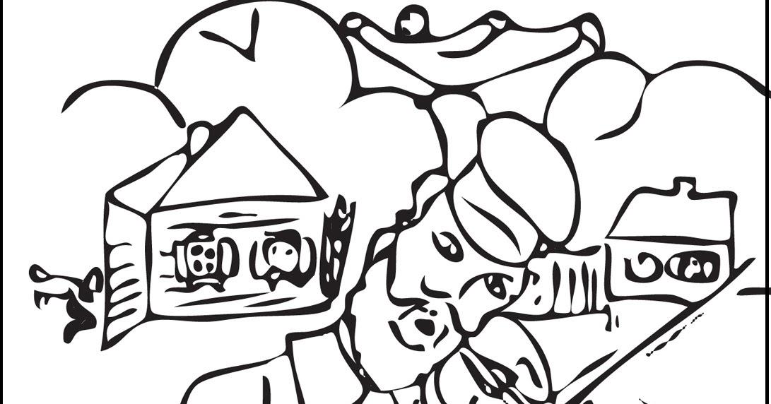 Pequeños Pinceles: Chagall para pintar