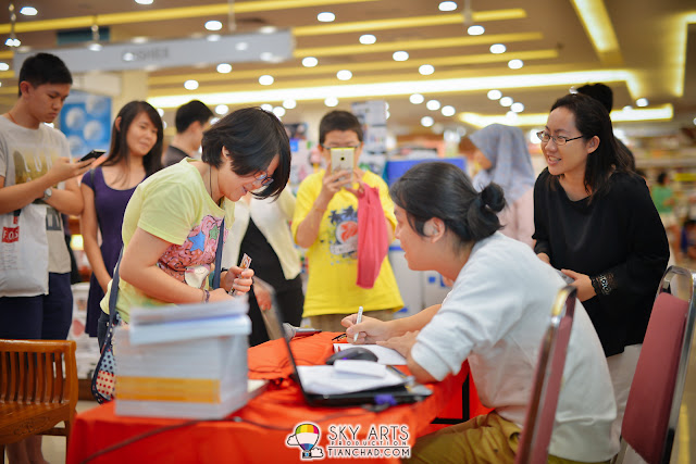 'Once Upon A Miao' - Akiraceo's BookTalk & Autograph @ MPH Mid Valley