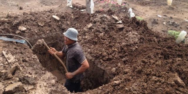 Kisah Nyata Penggali Kubur Lihat Azab Orang Meninggal, Merinding Setelah Membacanya