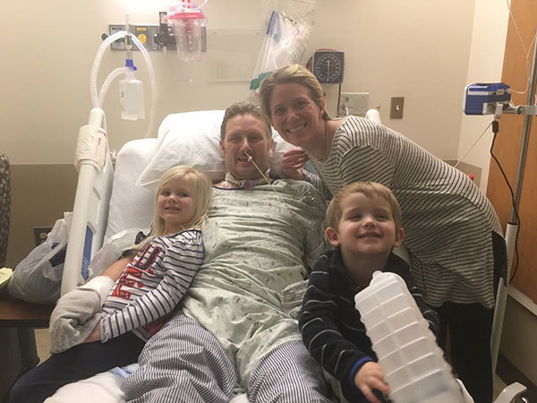 Father Infected with Mysterious Flesh Eating Disease! You Might Have What Gave Him The Disease in Your Home! READ HERE!