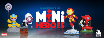 Marvel Mini Heroes Statues Wave 1 by Skottie Young x Gentle Giant
