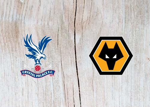 Crystal Palace vs Wolverhampton - Highlights 06 October 2018