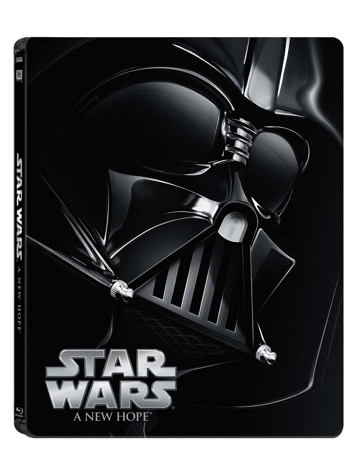 Star Wars Episode Iv A New Hope Limited Edition Steelbook Blu Ray Review