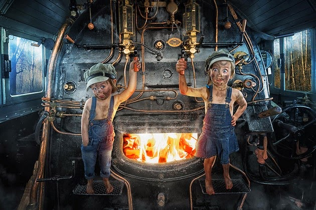 kids photography, John Wilhelm, creative dad