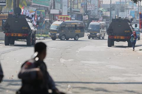 Siaga! Paska Kerusuhan di Mako Brimob, Para Teroris Berdatangan Ke Jakarta, Polisi Diminta Waspada