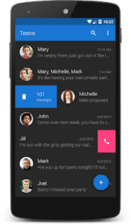 Textra SMS Pro 4.3 build 40392 Paid APK is Here!