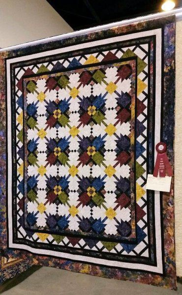 Morning Splash Quilt Free Pattern