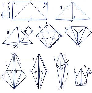 Crane Origami Instructions Pdf