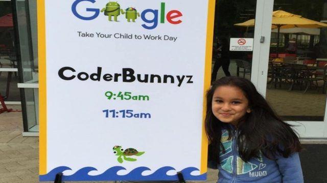 samaira mehta niña programadora