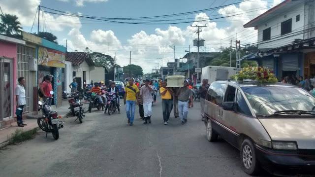 Gobierno venezolano busca desacreditar con  enfermedad crónica fallecimiento del Concejal Carlos Andrés Garcia donde no tuvo atención  médica oportuna.