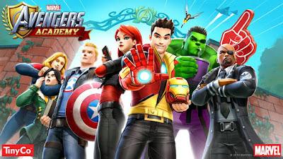 MARVEL Avengers Academy MOD v1.0.45 APK