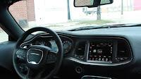 2016 New Dodge Edition Challenger SXT interior dashboard