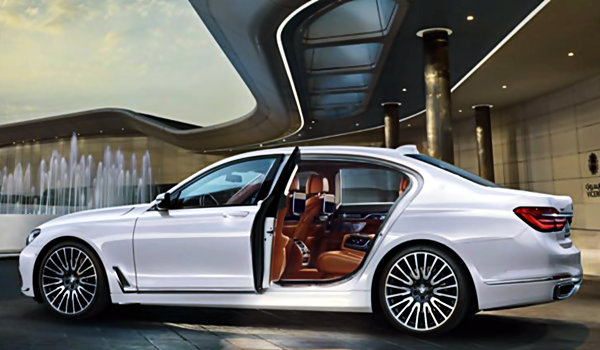 BMW 7 Series Solitaire Edition