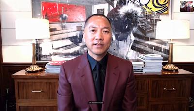 文字版路德访谈郭文贵先生:第一部分关于吴小晖