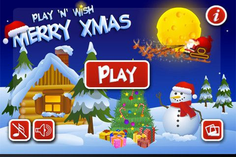 merry christmas party games