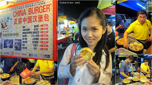 Taman Connaught Pasar Malam food