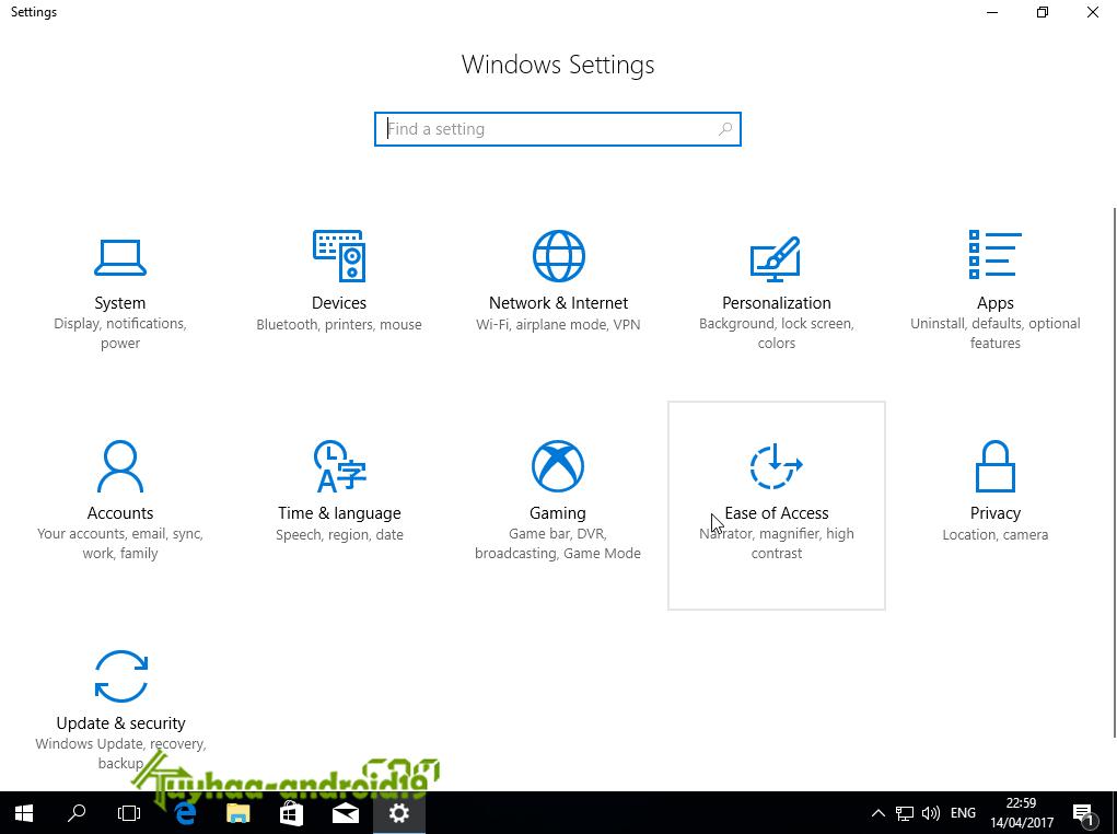 Windows 10 Build 15063 Version 1703 (Creator Update) RS2 MSDN