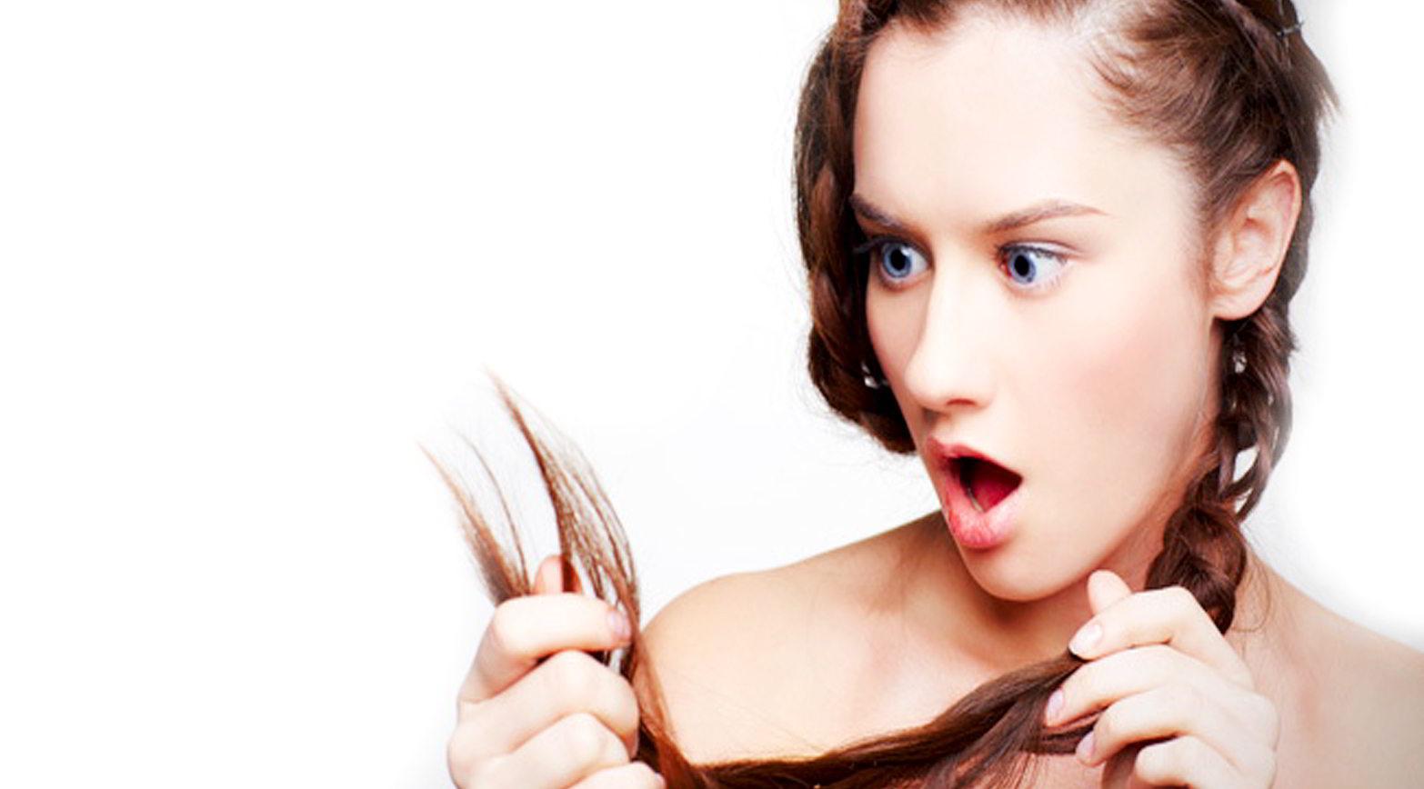 Perawatan alami Rambut Bercabang dan Cara Menghilangkan Rambut Bercabang, Mengatasi rambut bercabang dengan mudah dan cepat
