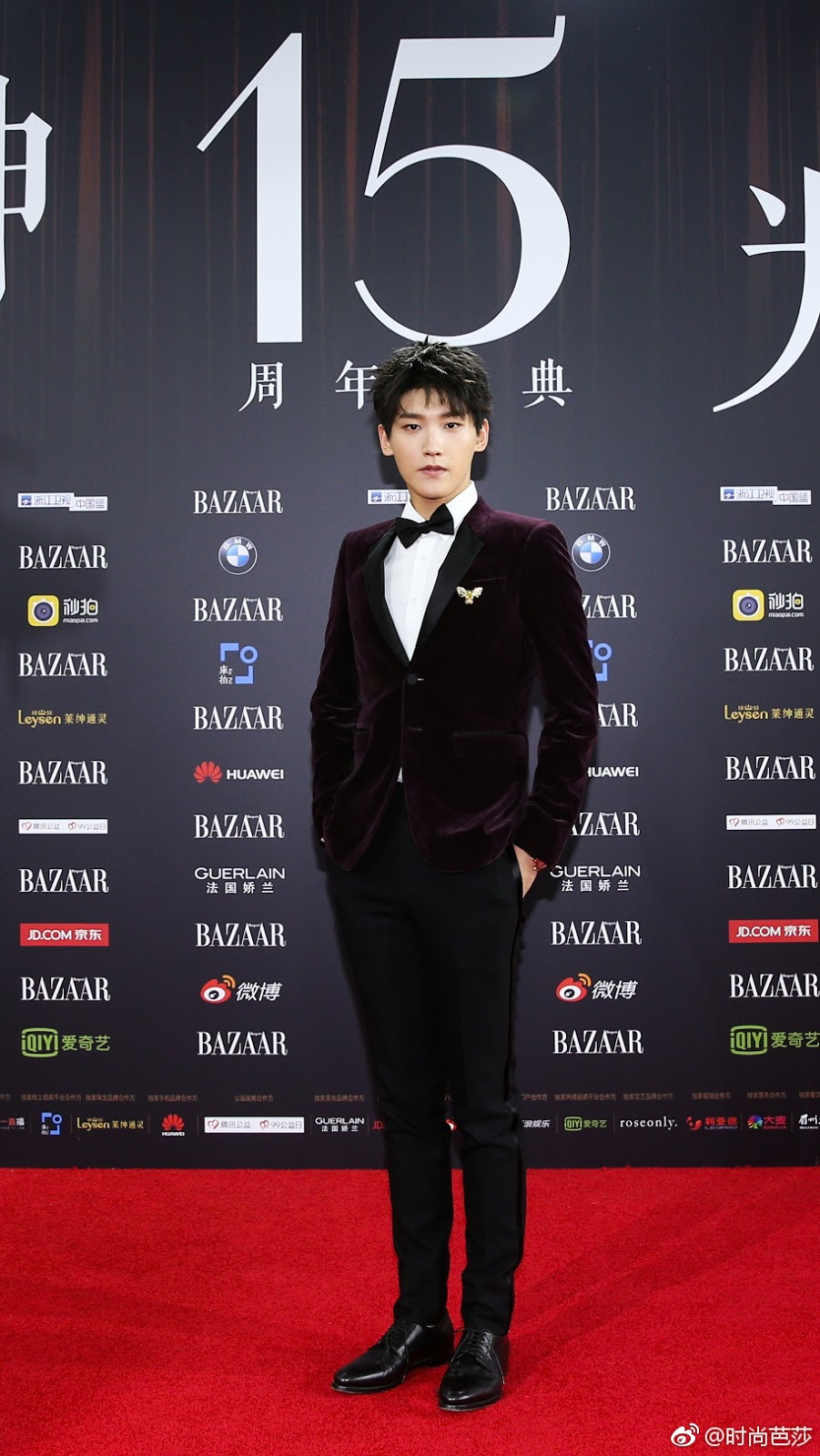 Xing Zhaolin  Red Carpet