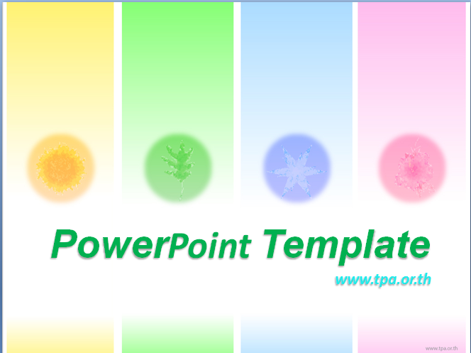 Free powerpoint template theme nice powerpoint theme set for Setting up a powerpoint template