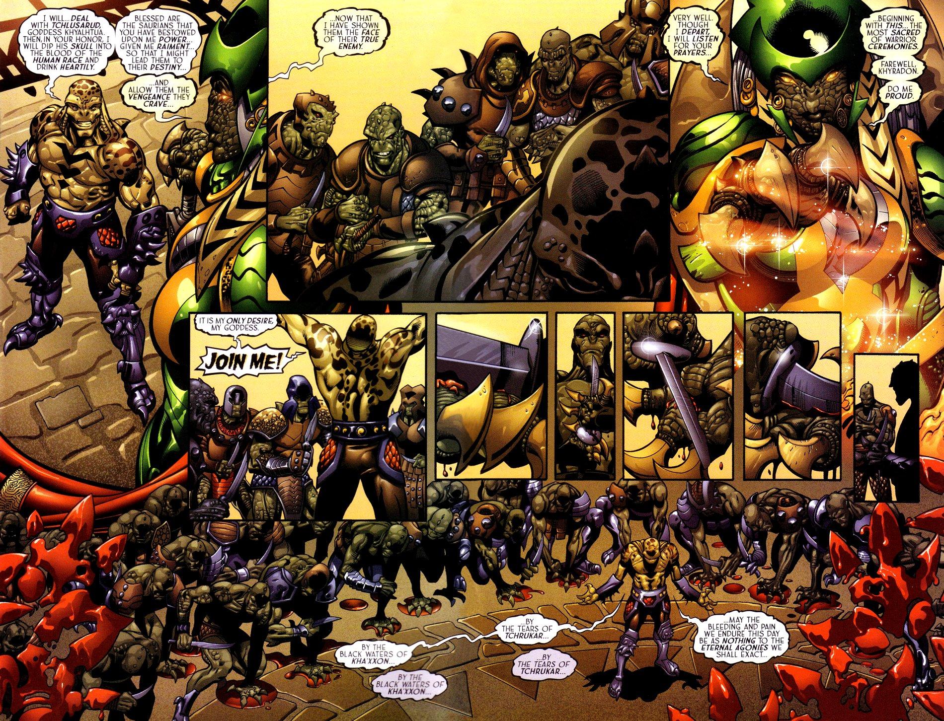 Read online Sigil (2000) comic -  Issue #16 - 4