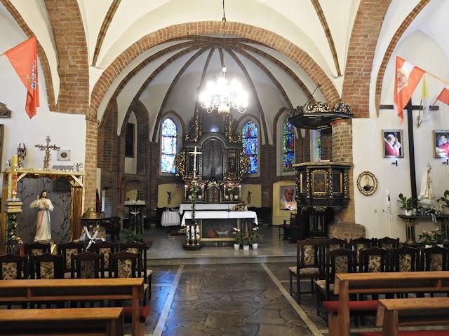 W mieście nad Krajnikiem warto odwiedzić też kościół
