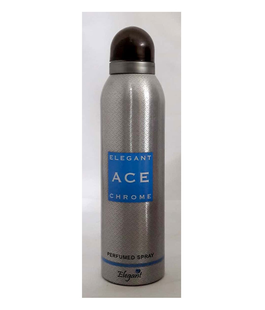 Elegant Ace Chrome Body Spray 200 ML