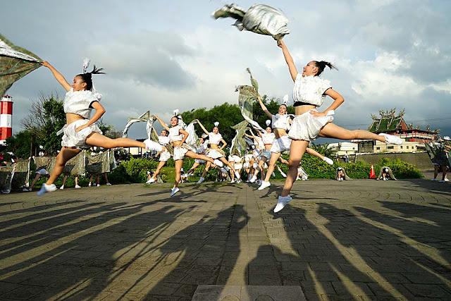 DSC02203 - 熱血採訪│2016首屆台中國際踩舞祭超夯登場,文華高中快閃高美濕地