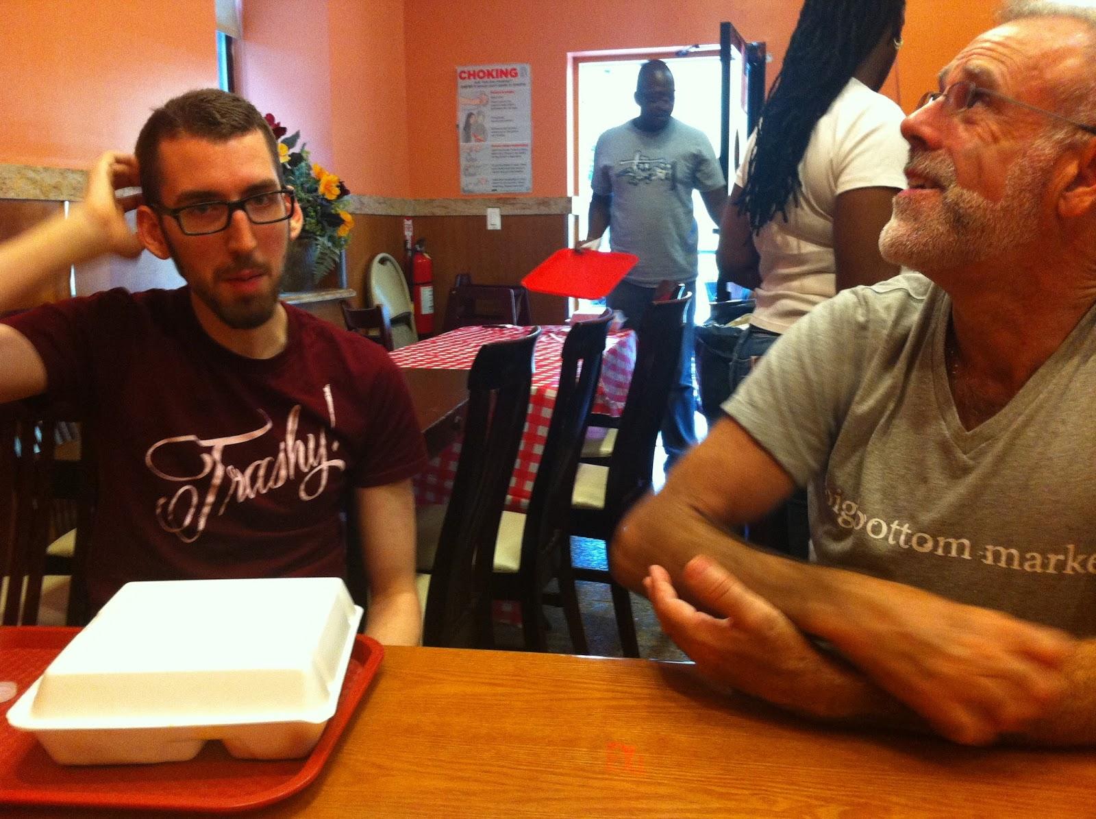 Jacob Soul Food Restaurant Harlem