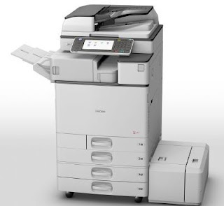 Ricoh MP C6003ZSP Printer Driver