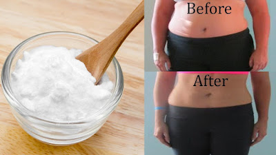 Remove Belly Fat, Arm and Back And Thigh Fat Too, Using Baking Soda. This Is How To Make This