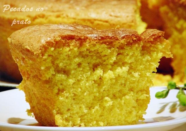 Receita do bolo pão de lo, simples e fofo