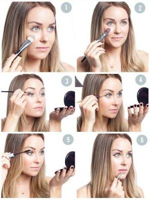 Langkah Mudah Menggunakan Make up Agar Tahan Lama