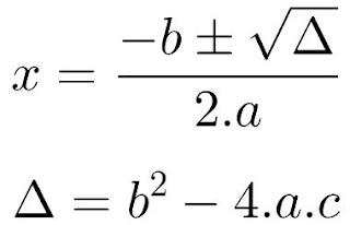 Equação do 2° Grau em PHP