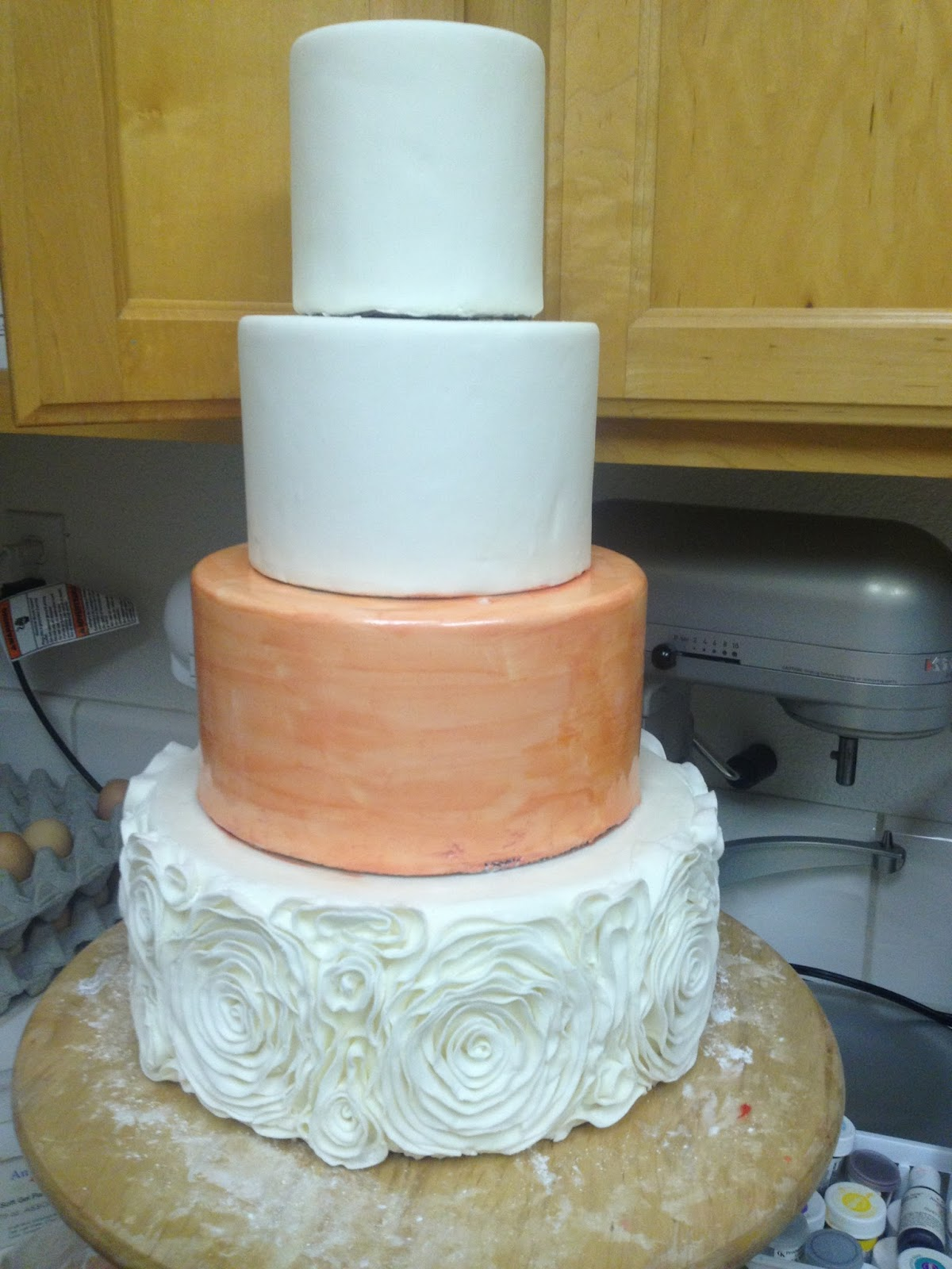 How To Use Piping Gel On Cakes