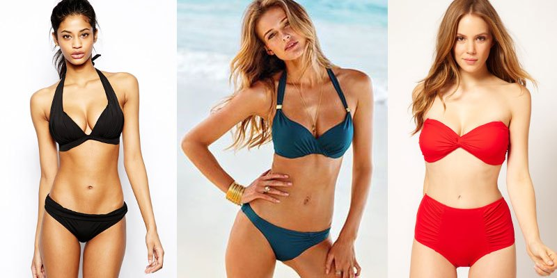 61de6d9ebb The Most Flattering Swimsuits For Every Body Type