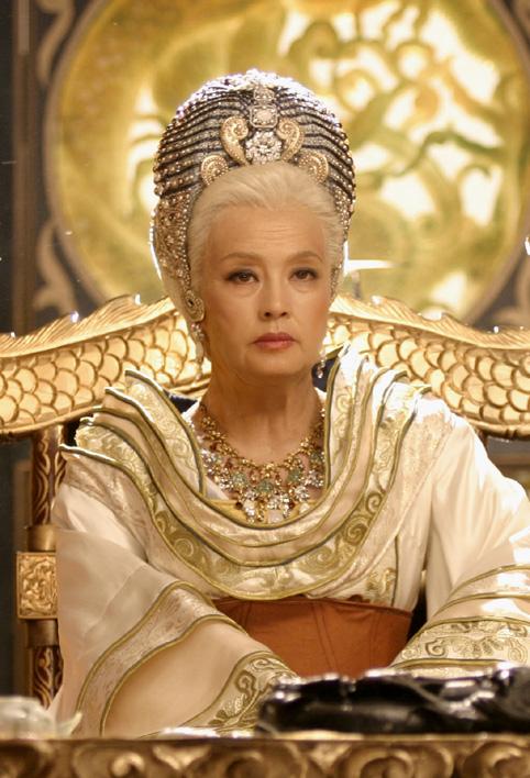 Mes@ de Mulher: Wu Zetian - Imperatriz da China