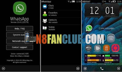 Whatsapp for nokia e63 s60 download.