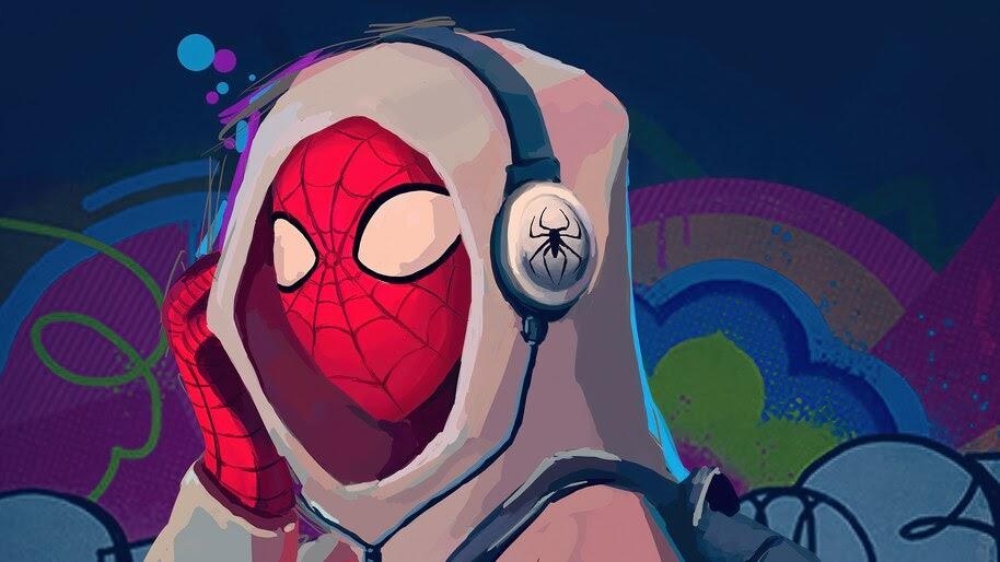 Spider-Man, Marvel, 4K, #4.2299