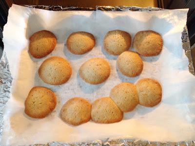 galletas horneadas