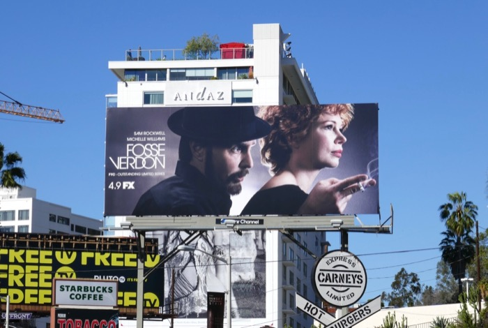 Fosse Verdon FX series billboard