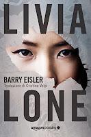Livia Lone copertina